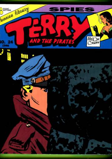 Terry and the Pirates 24: Spies (1946)