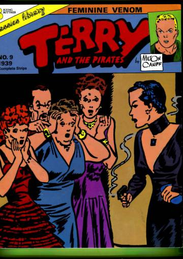 Terry and the Pirates 9: Feminine Venom (1939)