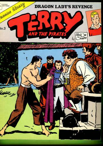 Terry and the Pirates 3: Dragon Lady´s Revenge