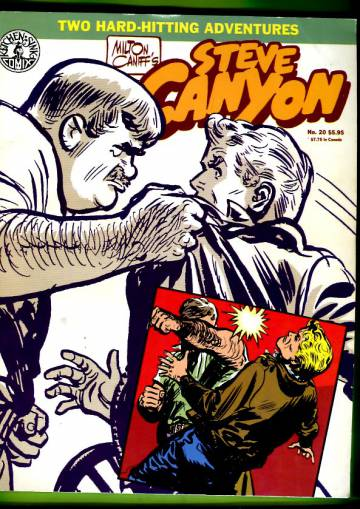 Milton Caniff´s Steve Canyon 20