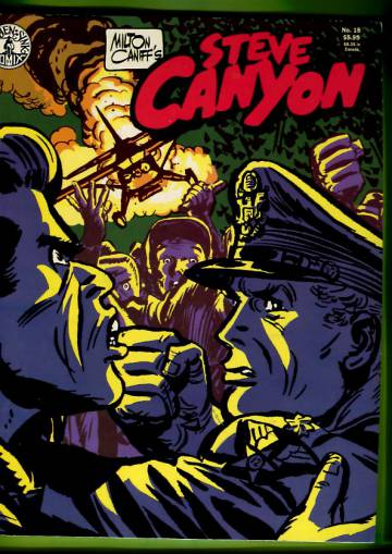 Milton Caniff´s Steve Canyon 18