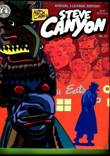 Milton Caniff´s Steve Canyon 17