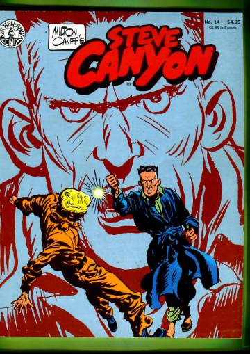 Milton Caniff´s Steve Canyon 14