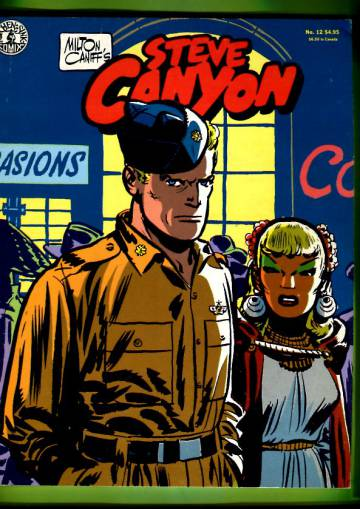 Milton Caniff´s Steve Canyon 12