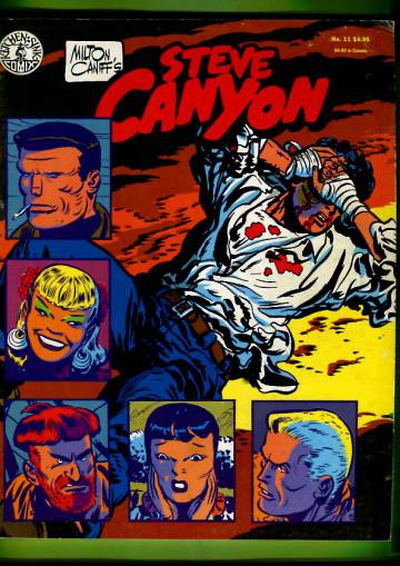 Milton Caniff´s Steve Canyon 11