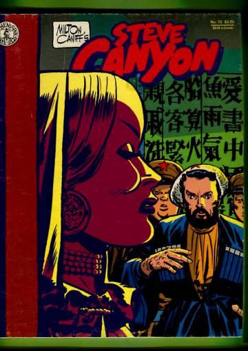 Milton Caniff´s Steve Canyon 10