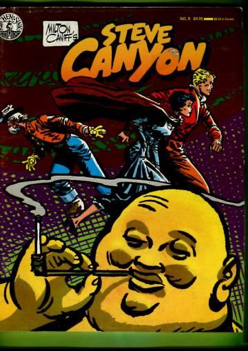 Milton Caniff´s Steve Canyon 9