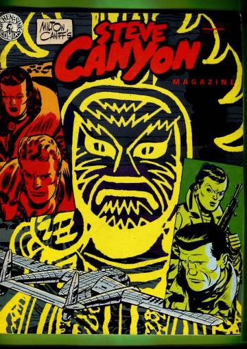 Milton Caniff´s Steve Canyon 7