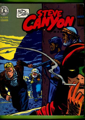Milton Caniff´s Steve Canyon 4