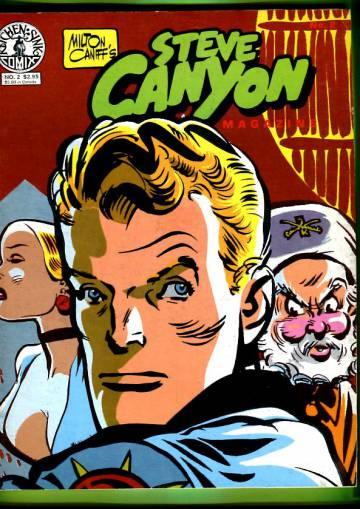 Milton Caniff´s Steve Canyon 2