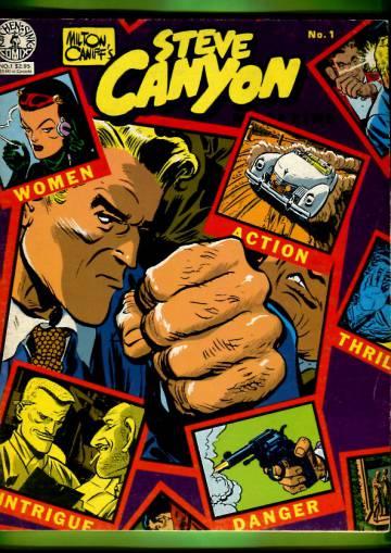 Milton Caniff´s Steve Canyon 1