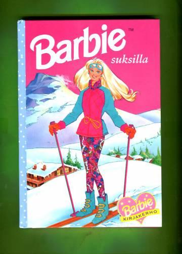 Barbie suksilla