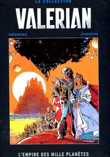Valerian - La collection 2: L'Empire des mille planètes