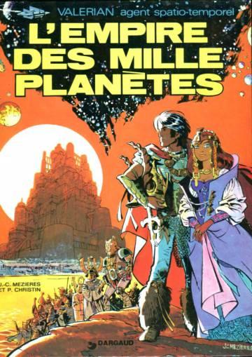 Valerian 2 - L'Empire des mille planètes