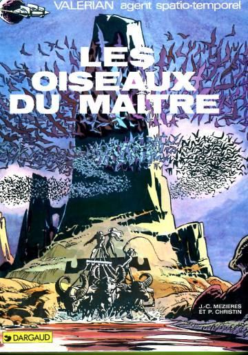 Valerian 5 - Les oiseaux du maître