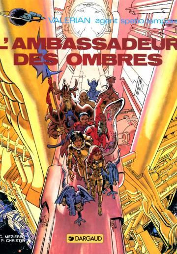 Valerian 6 - L'ambassadeur des ombres