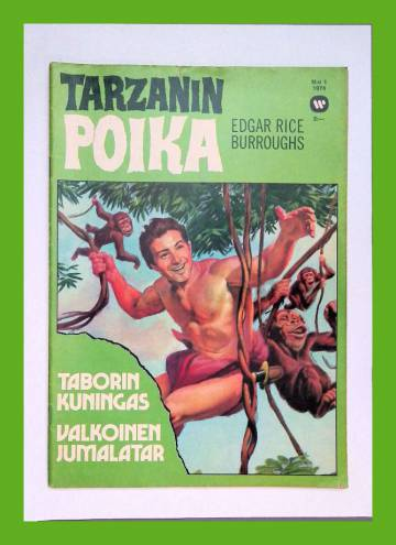 Tarzanin poika 1/74