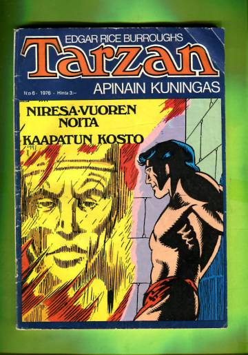 Tarzan 6/76
