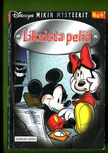 Mikin mysteerit 4 - Likaista peliä