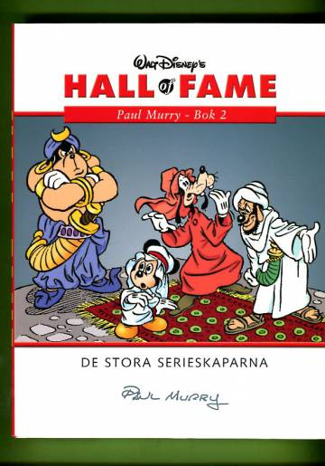 Hall of Fame 19 - Paul Murry: Bok 2