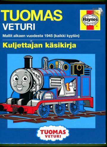 Tuomas Veturi - Kuljettajan käsikirja