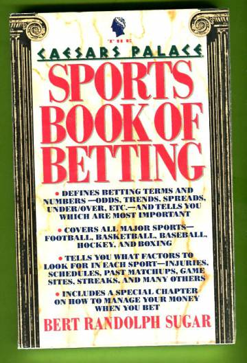The Caesars Palace Sports Book of Betting