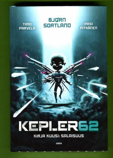 Kepler62 - Kirja kuusi: Salaisuus