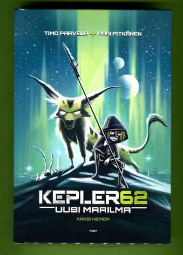Kepler62 - Uusi maailma: Kaksi heimoa
