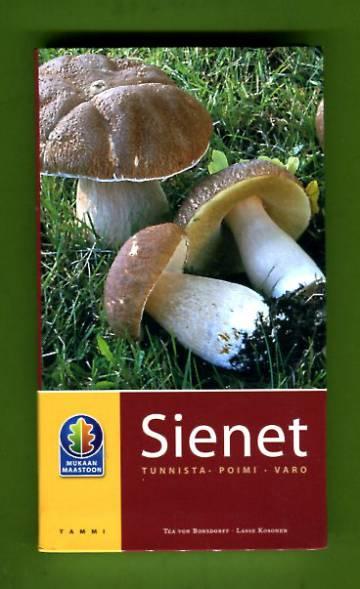 Sienet - Tunnista - Poimi - Varo