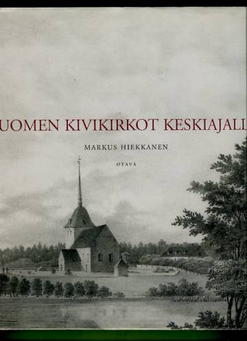 Suomen kivikirkot keskiajalla