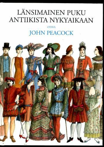 Länsimainen puku antiikista nykyaikaan