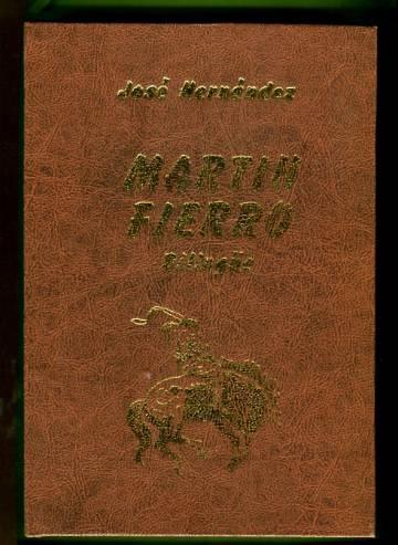 Martín Fierro - Bilingüe
