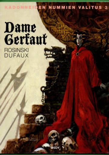 Kadonneiden nummien valitus 3 - Dame Gerfaut
