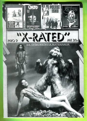 X-Rated 9