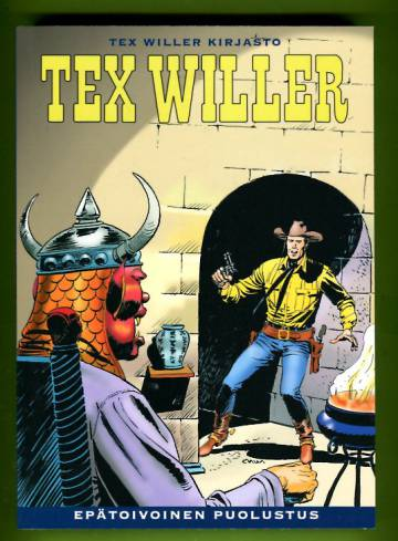 Tex Willer -kirjasto 51 - Epätoivoinen puolustus
