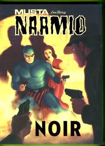 Mustanaamio Noir (KUNTO!)