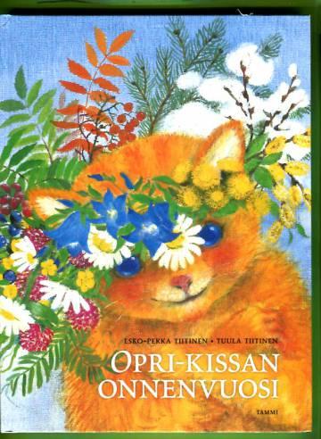 Opri-Kissan onnenvuosi