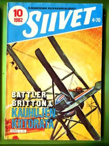 Siivet 10/82 - Battler Britton & kauhujen kiitorata