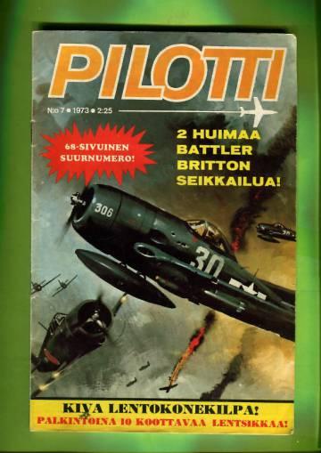 Pilotti 7/73
