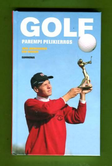Golf - Parempi pelikierros
