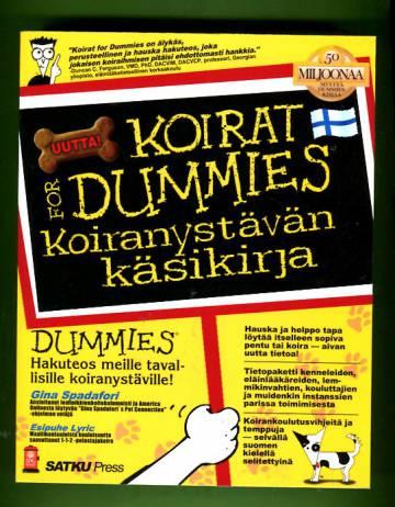 Koirat for dummies - Koiranystävän käsikirja