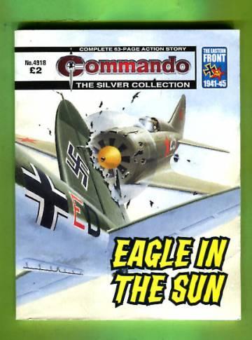 Commando: The Silver Collection - Eagle in the Sun (#4918)
