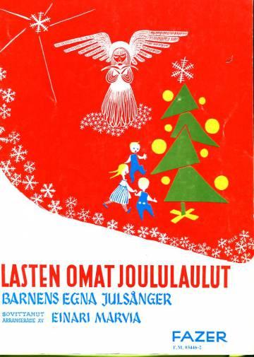 Lasten omat joululaulut / Barnens egna julsånger