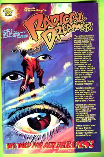Radical Dreamer / Tug & Buster Prewiew #1