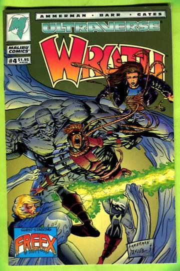 Wrath Vol. 1 #4 Apr 94