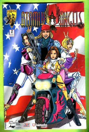 Wiliam Tucci's Atomik Angels #2 Jun 96