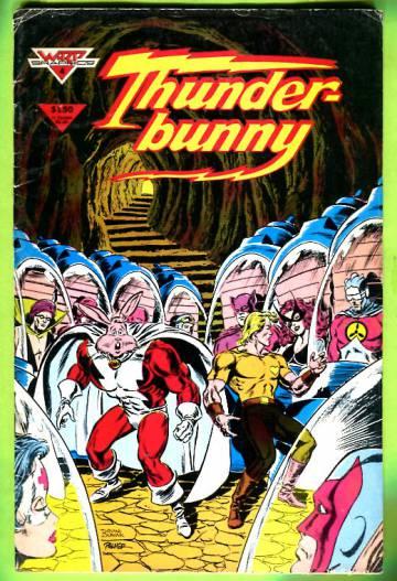 Thunderbunny Vol. 1 #4 Dec 85