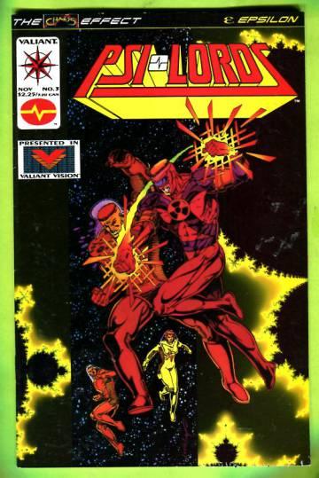 PSI-Lords Vol. 1 #3 Nov 94