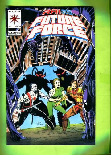 RAI and the Future Force Vol. 1 #11 Jul 93
