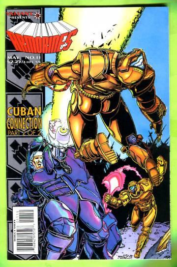 Armorines Vol. 1 #11 May 95